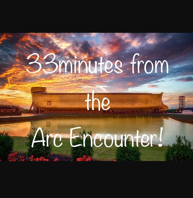 33 minutes from the Arc Encounter!
