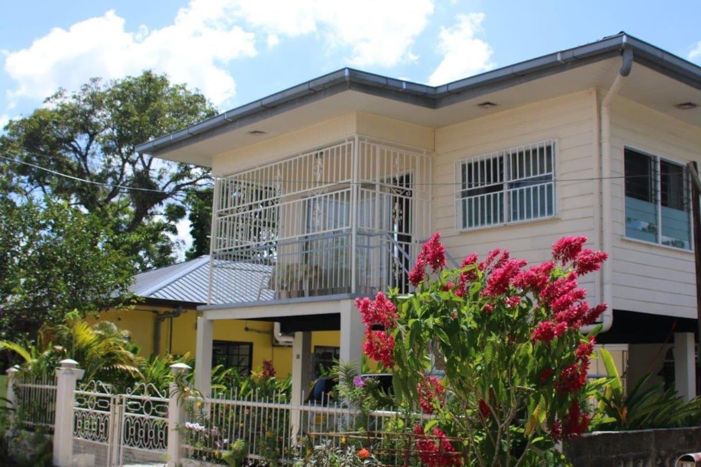 Cosy stay at Casa Solarida