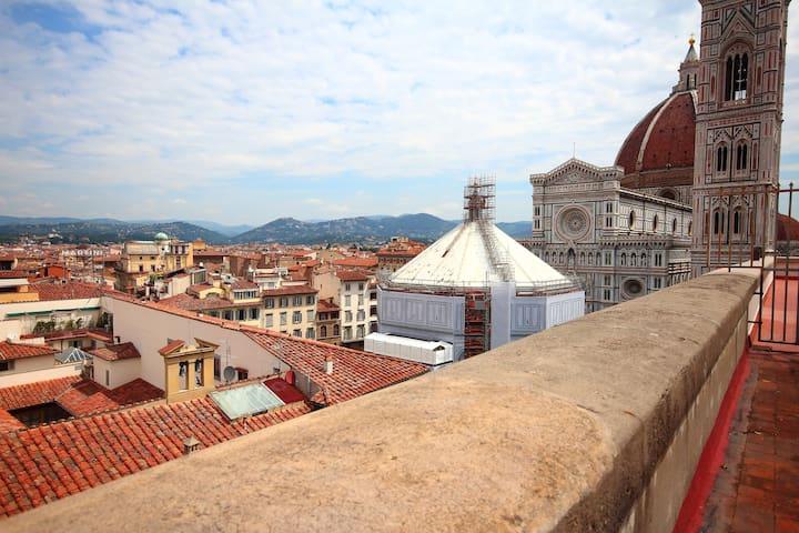 Apartment Duomo - Floransa - Daire