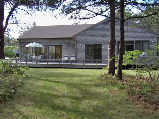 Island get-away in West Tisbury
