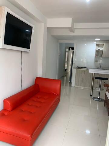 Apartamento el Oasis de ciudad 2000