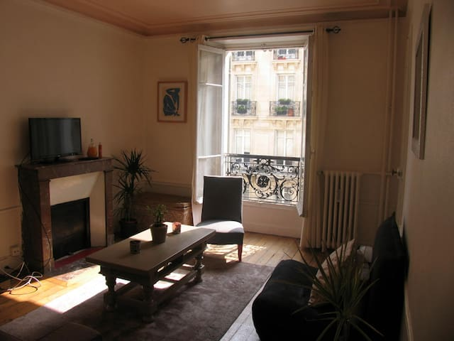 Attractive 36m2 near Trocadéro