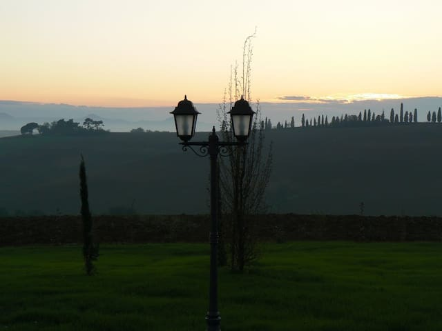 Close to Cortona and Montepulciano - Cortona - Apartment
