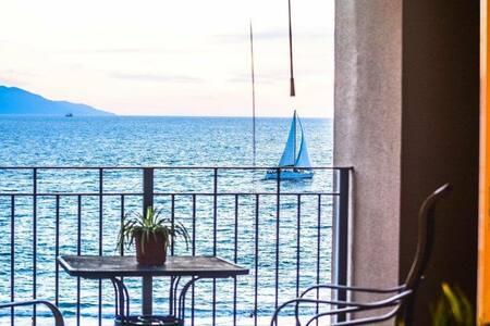 Depto con hermosa vista Grand Venetian - 巴亞爾塔 - 公寓