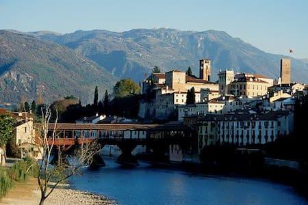 sleep near BASSANO visit VENICE - Cartigliano