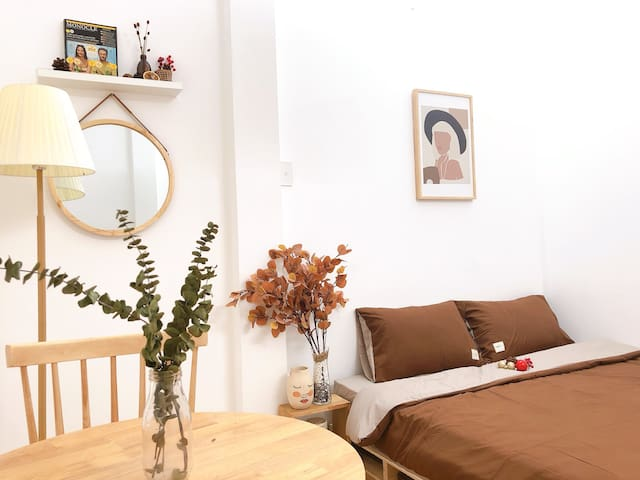 Cheap & Cozy room near Ben Thanh Market