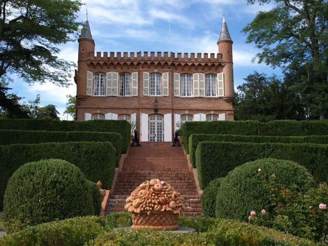 Special Offer - amazing castle - Montesquieu-Volvestre - Haus
