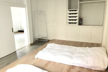 Modern simplicity style cozy room - Sleeping area