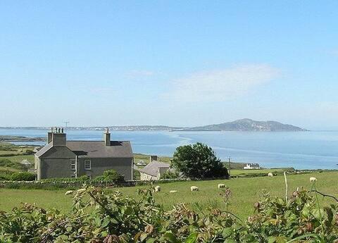 Pen y Graig Farmhouse - Back Wing - Church Bay