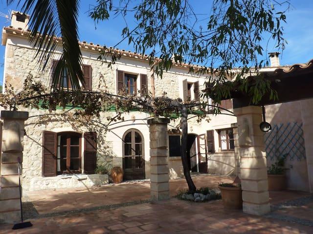 Casa de campo con encanto  - S'Arracó - House