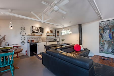 A private comfortable homely nook. - Mullumbimby - Cabin