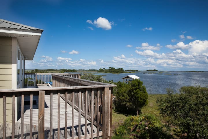 Florida Private Island Luxury Home! - Cedar Key