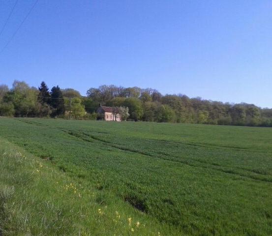 Gîte en pleine nature à proximité de Guédelon