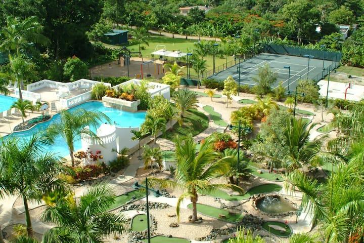 Executive VIP Apartment - The Fajardo Inn