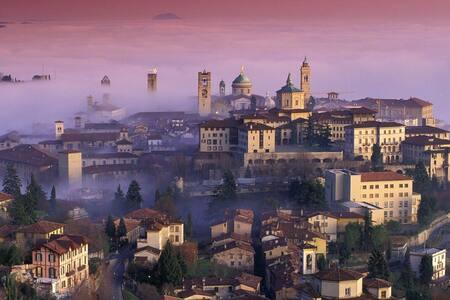 Ampio quadrilocale centro Bergamo  - Μπέργκαμο - Διαμέρισμα