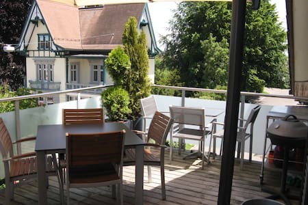 Cosy Loft 150m2 near Lake Constance - Amriswil - ลอฟท์
