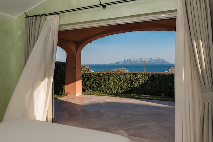 Large sea view apartment with pool - Spiaggia Bianca - Daire