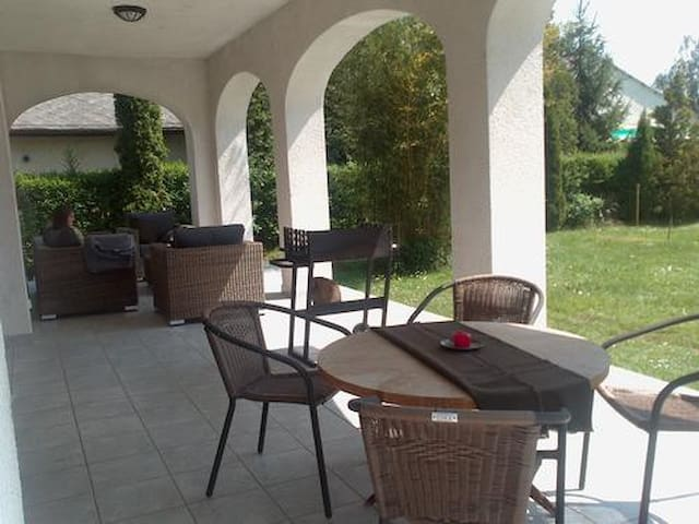 Ferienhaus Balaton für 8 Personen  - Balatonkeresztúr - Casa