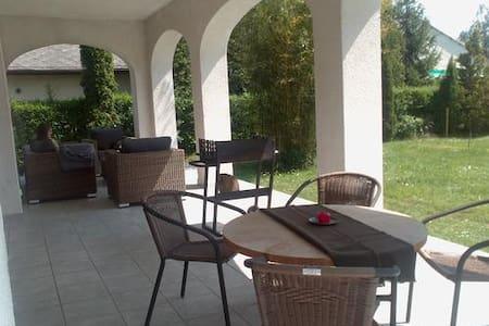 Ferienhaus Balaton für 8 Personen  - Balatonkeresztúr - Talo