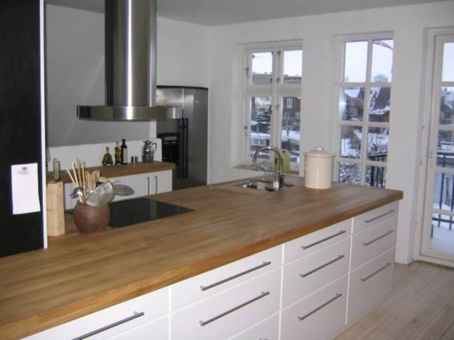Køkkenet