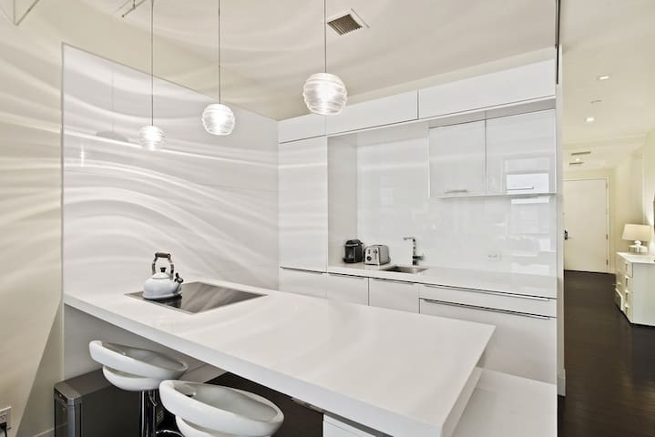 Stunning Furnished Modern Studio