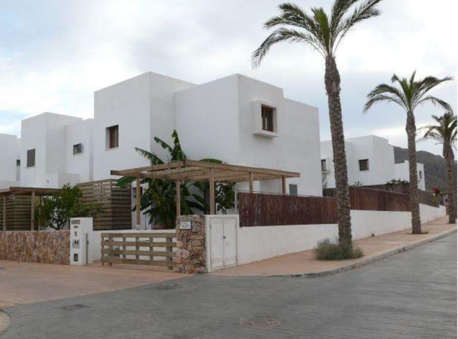 Rodalquilar casa en parque natural cabo de gata houses for rent in rodalquilar andaluc a spain - Apartamentos cabo de gata ...