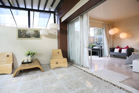 Art garden suite,near Airport ,bkk - Bang Phli - Casa