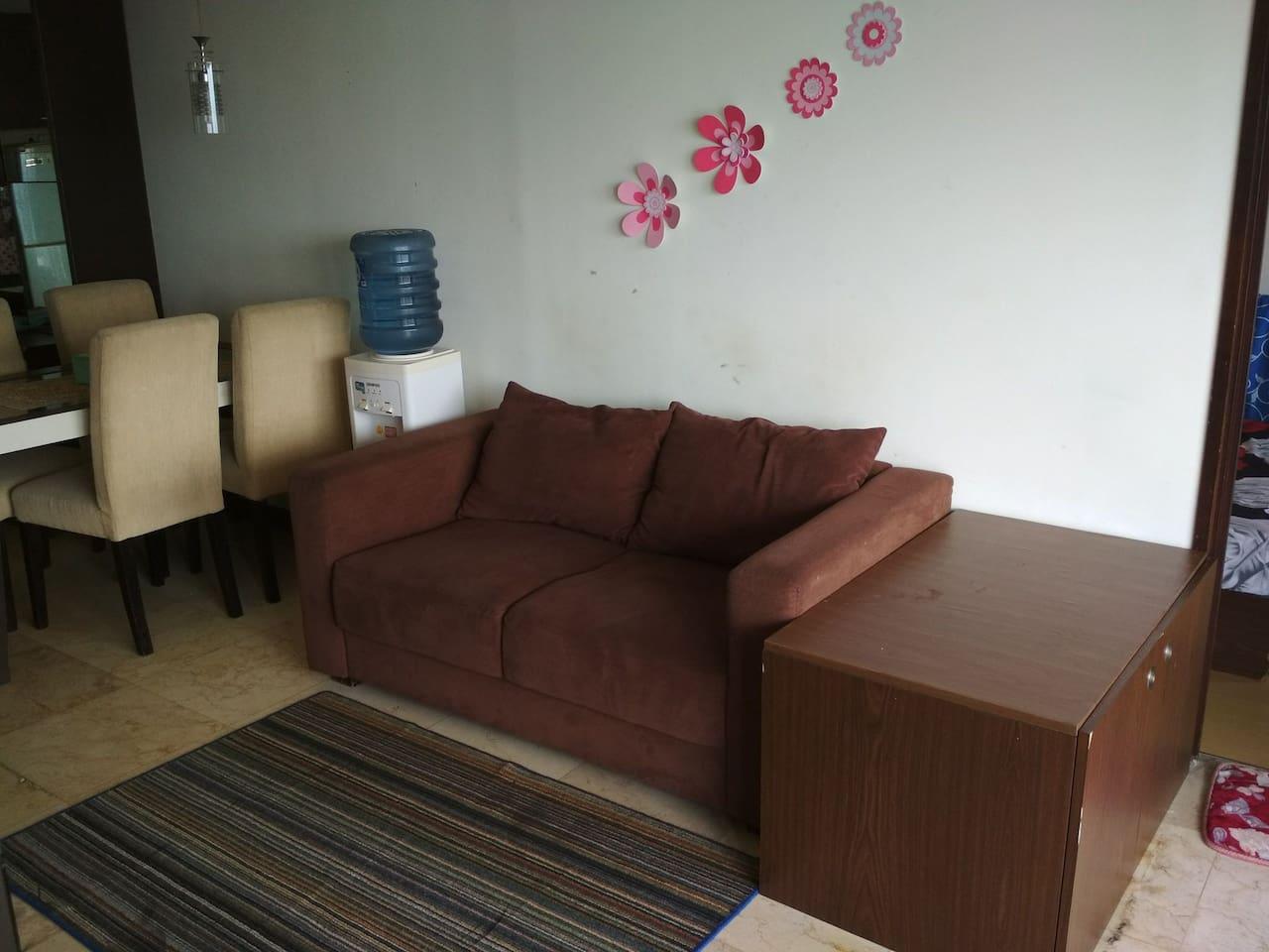 Apartemen Braga City Walk Appartements Louer Sumur Bandung