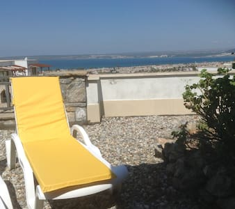 2 bed apartment with pool/seaviews - Akbük - Wohnung