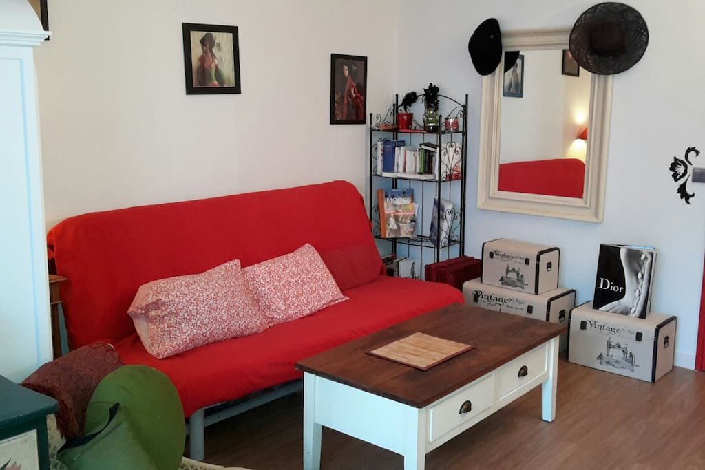 Agr able studio appartements louer boulogne - Salon de massage boulogne billancourt ...