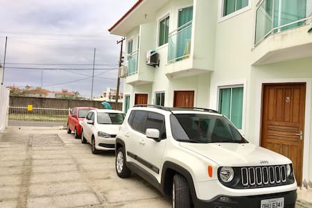 Apto Duplex Tipo Casa com 2qts Nôvo - Florianópolis