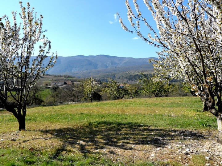 Luberon in the countryside (70M2)