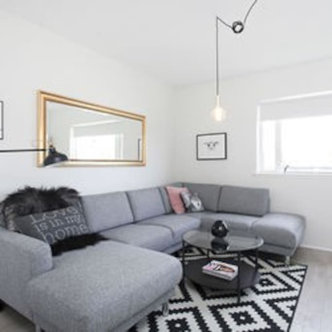 Newly renovated 2 bedr apart 4ppl downtown rey for Rey apartments reykjavik