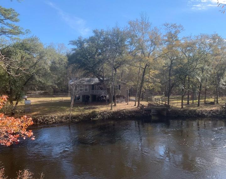 Edisto River Cottage