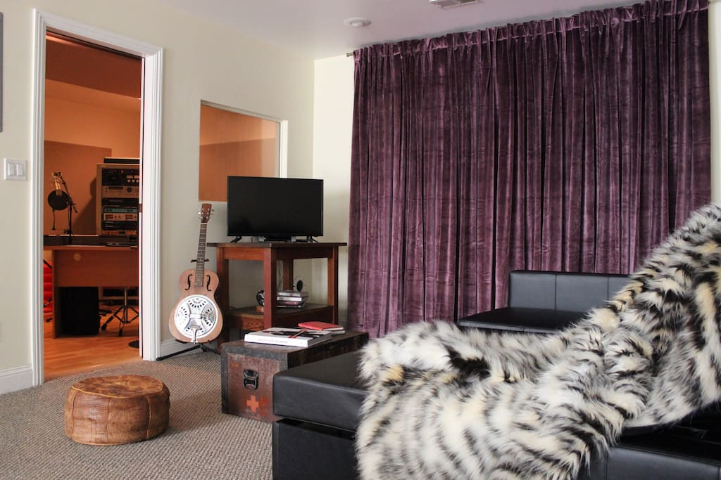 Secluded One Bedroom House In Lower Haight Castro Houses For Rent In San Francisco California