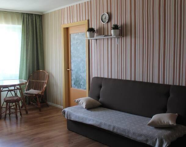 Apartment in the center (2-к квартира)