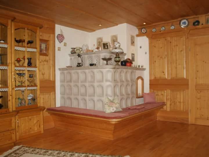 Hinterbauer Hof, (Oberharmersbach), Ferienwohnung Bauernstube mit 85qm, 2 Schlafzimmer, max. 5 Personen