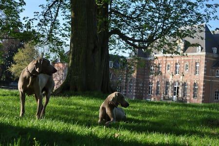 Chambre d'hôtes, Château d'Auteuil  - Berneuil-en-Bray - Bed & Breakfast