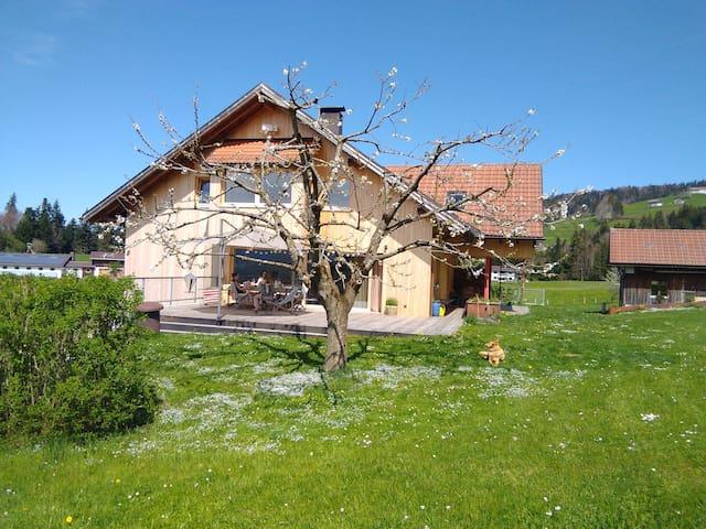 Ferienwohnung inmitten des Bregenzerwaldes
