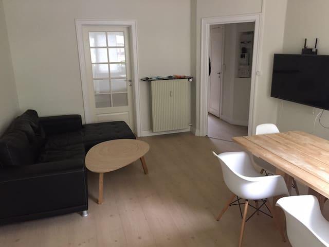 Hyggelig lejlighed tæt på centrum. - Copenhagen