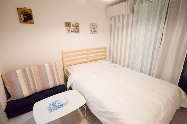 Independent room/direct to Tokyo Tower