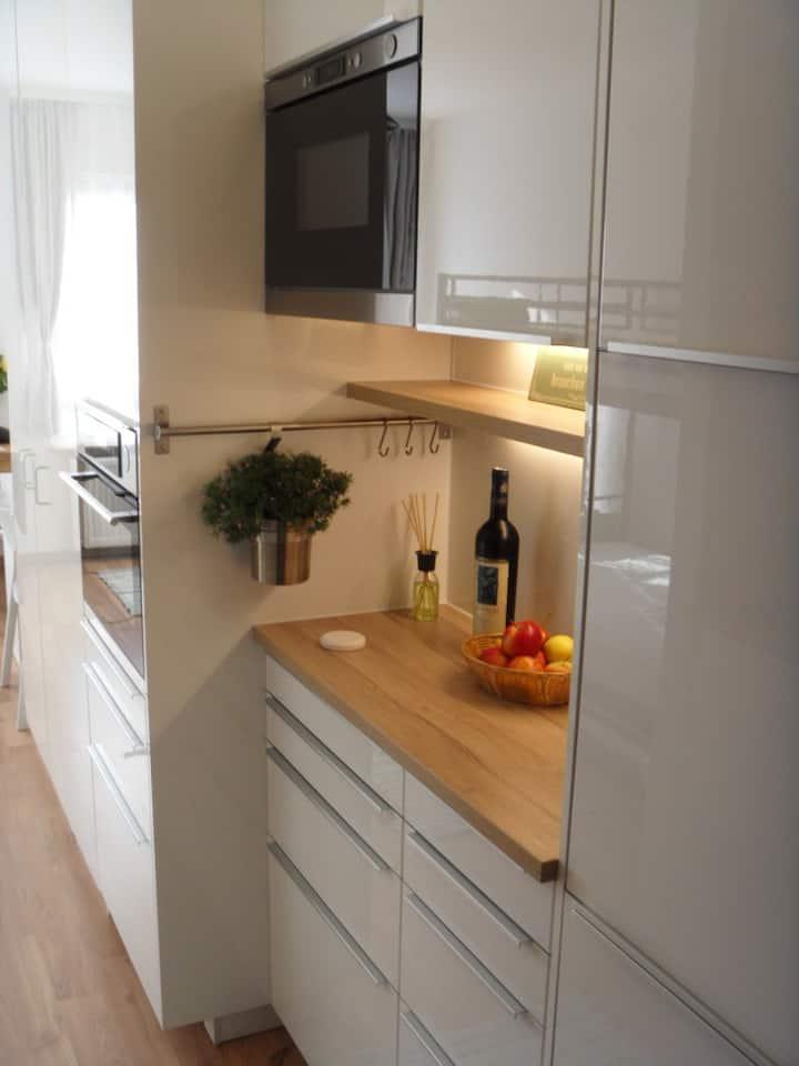 1-Zi.-Wohnung in Karlsruhe-Neureut, Kirchfeld