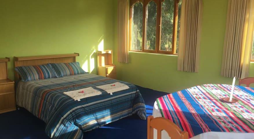 Suite in Hotel Amantani