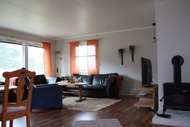 Nuvsvåg Ferie - Nuvsvåg - Appartamento