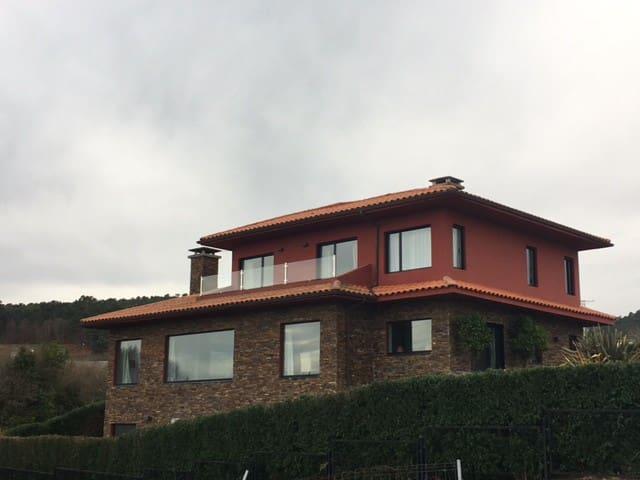 CHALET DE LUJO EN ALDEA ASTURIANA - Cudillero - Villa