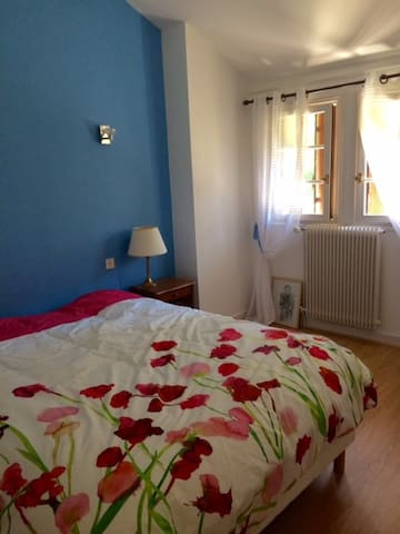 Bed & breakfast dans belle maison a la campagne