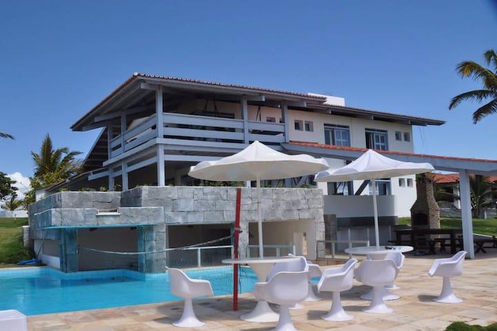 Casa Branco Praia das Fontes - Beberibe - Casa