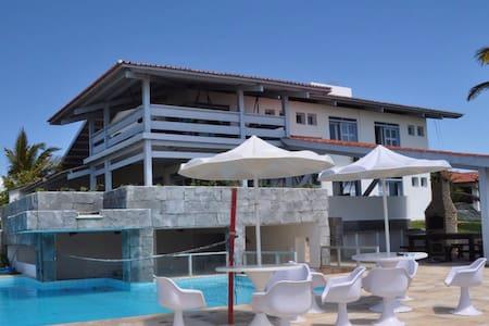 Casa Branco Praia das Fontes - Beberibe - Maison