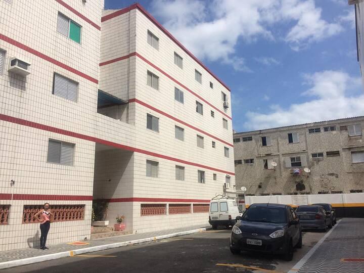 Apartamento em P. Grande, Ocian - Lazer Garantido
