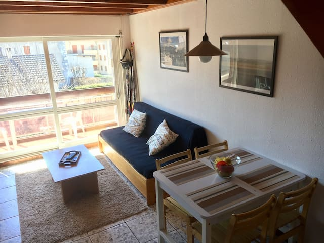 Appartement Les Lilas centre village - 빌라흐 드 랑(Villard-de-Lans) - 아파트